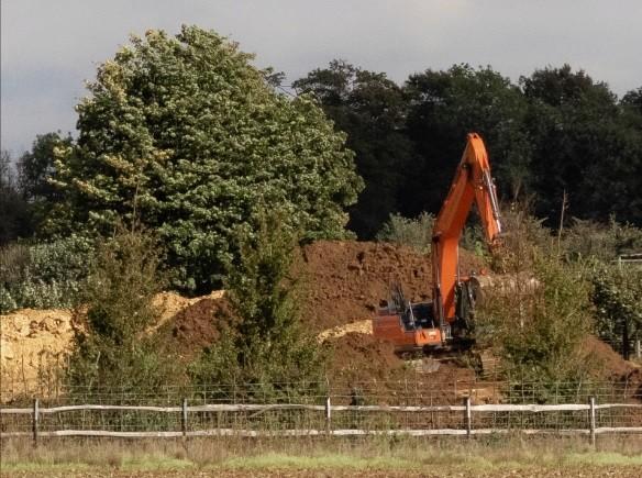Vợ chồng Beckham gây tranh cãi vì xây hồ trong khuôn viên điền trang gần 180 tỷ ảnh 4
