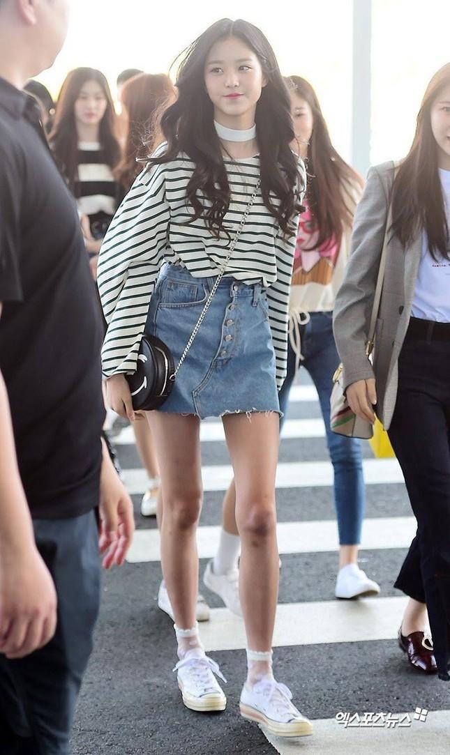 Nữ idol sở hữu 'đôi chân dài nhất K-pop' có phải Lisa (Black Pink)? ảnh 11
