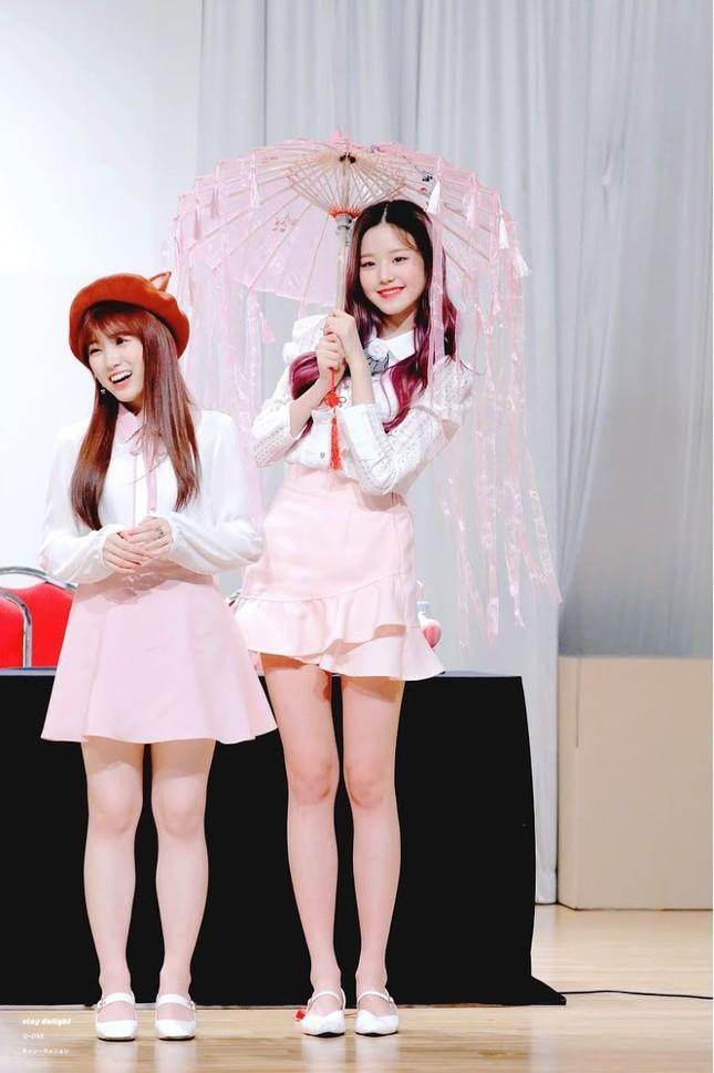 Nữ idol sở hữu 'đôi chân dài nhất K-pop' có phải Lisa (Black Pink)? ảnh 1