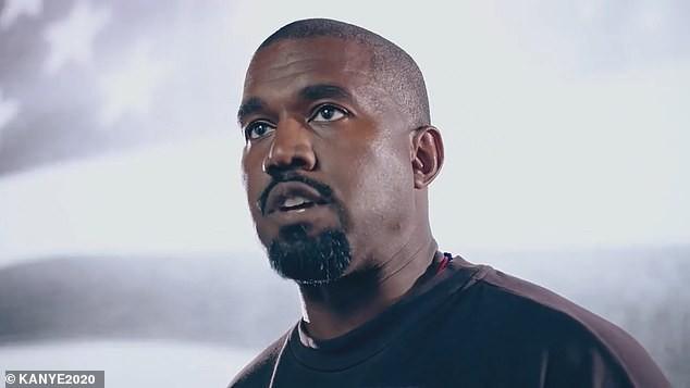 Kanye West mỉa mai Jennifer Aniston vì kêu gọi không bầu cử Tổng thống Mỹ cho anh ảnh 1