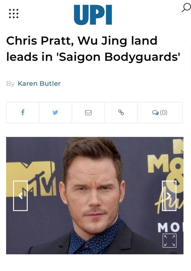 Loạt báo quốc tế đưa tin Hollywood làm lại 'Vệ sĩ Sài Gòn' của Việt Nam ảnh 4