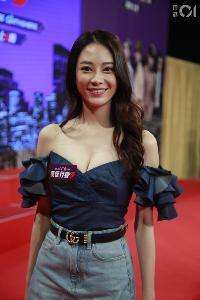 Tứ đại mỹ nhân thế hệ mới của TVB gây tranh cãi ảnh 7