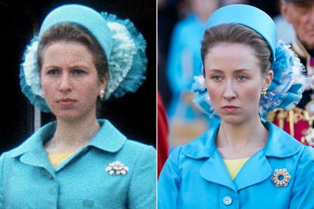Phim về Hoàng gia Anh bỏ sót vụ bắt cóc Công chúa Anne năm 1974 ảnh 4