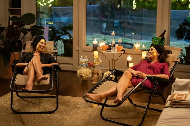 HBO làm chương trình thực tế về gia đình gốc Việt siêu giàu tại Mỹ ảnh 4