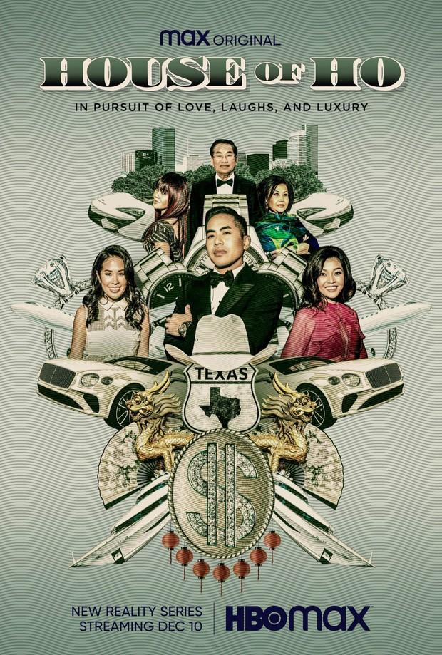 HBO làm chương trình thực tế về gia đình gốc Việt siêu giàu tại Mỹ ảnh 1
