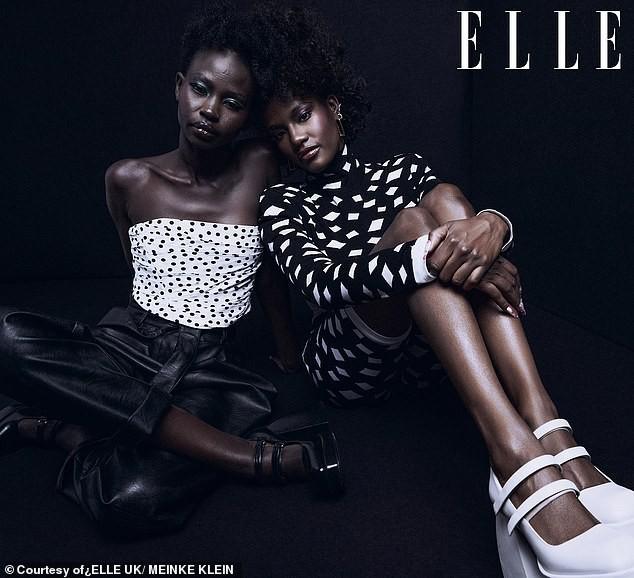 Câu chuyện xúc động đằng sau trang bìa có hai phụ nữ da đen hôn nhau ảnh 3