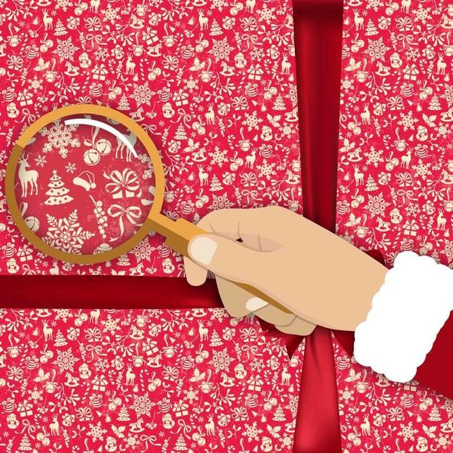 Trò chơi 'Hack não': Tìm mũ của ông già Noel trong giấy gói quà ảnh 13