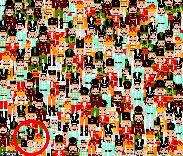 Trò chơi 'Hack não': Tìm mũ của ông già Noel trong giấy gói quà ảnh 8