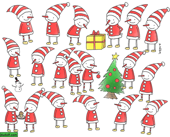 Trò chơi 'Hack não': Tìm mũ của ông già Noel trong giấy gói quà ảnh 4
