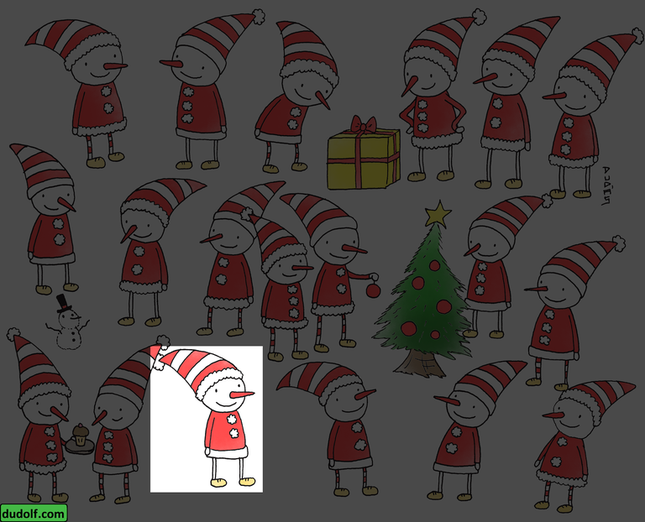 Trò chơi 'Hack não': Tìm mũ của ông già Noel trong giấy gói quà ảnh 11