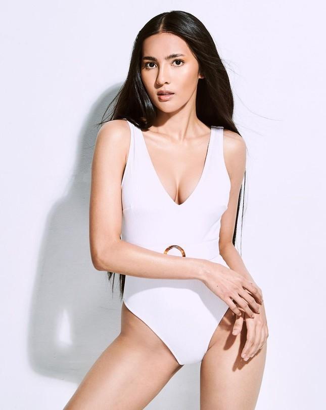 Ngoại hình 'bốc lửa' của người mẫu 27 tuổi đăng quang Hoa hậu Thái Lan 2020 ảnh 10