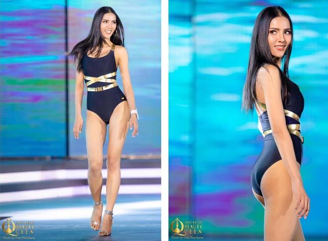 Ngoại hình 'bốc lửa' của người mẫu 27 tuổi đăng quang Hoa hậu Thái Lan 2020 ảnh 6