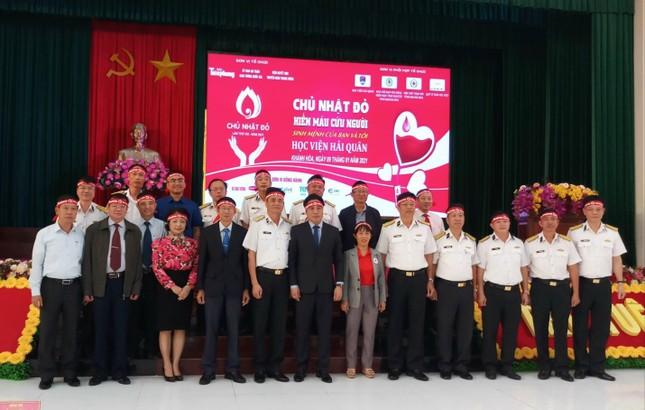 Tỉnh Khánh Hòa vượt chỉ tiêu đề ra trong chương trình Chủ nhật Đỏ 2021 ảnh 1
