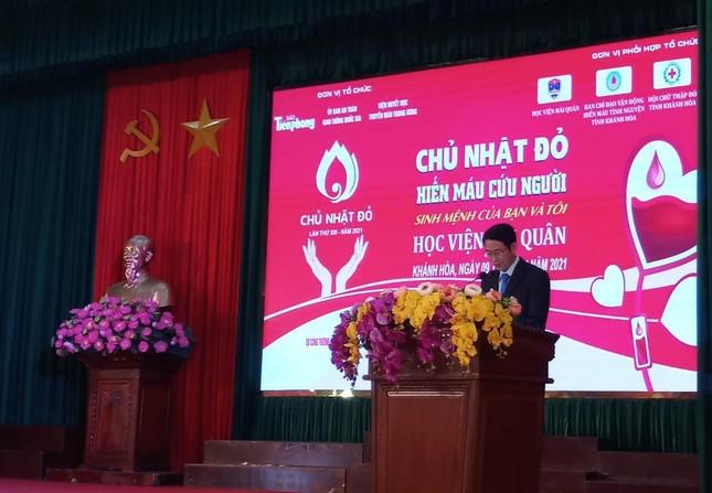 Tỉnh Khánh Hòa vượt chỉ tiêu đề ra trong chương trình Chủ nhật Đỏ 2021 ảnh 2