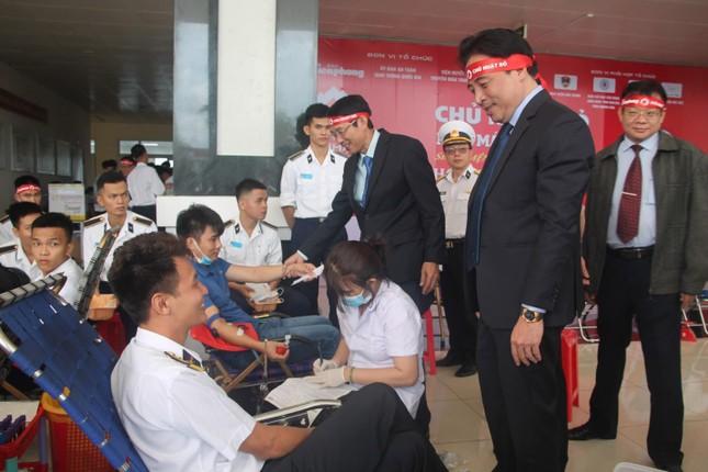 Tỉnh Khánh Hòa vượt chỉ tiêu đề ra trong chương trình Chủ nhật Đỏ 2021 ảnh 3