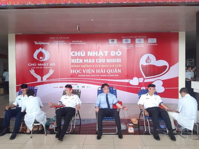 Tỉnh Khánh Hòa vượt chỉ tiêu đề ra trong chương trình Chủ nhật Đỏ 2021 ảnh 4