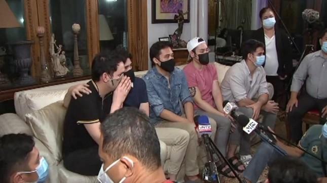 Nghi phạm vụ á hậu Philippines rút lời khai, tố bị cảnh sát 'gây áp lực' ảnh 1