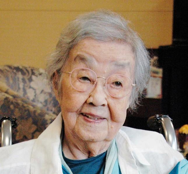 Nữ diễn viên 'Oshin' qua đời ở tuổi 100 ảnh 1