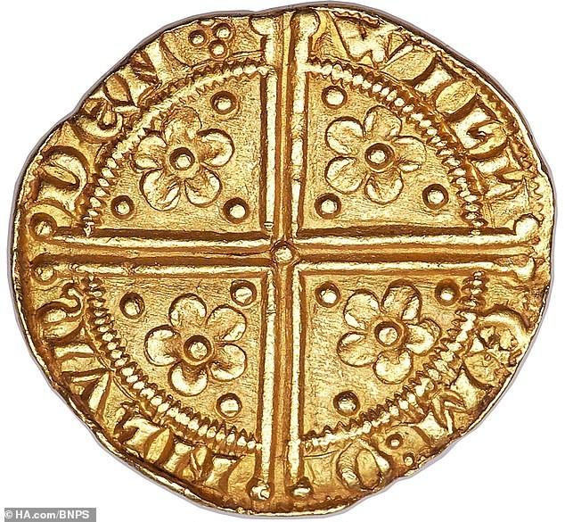 Đồng xu vàng gần 800 tuổi có giá khoảng 17 tỷ đồng ảnh 2