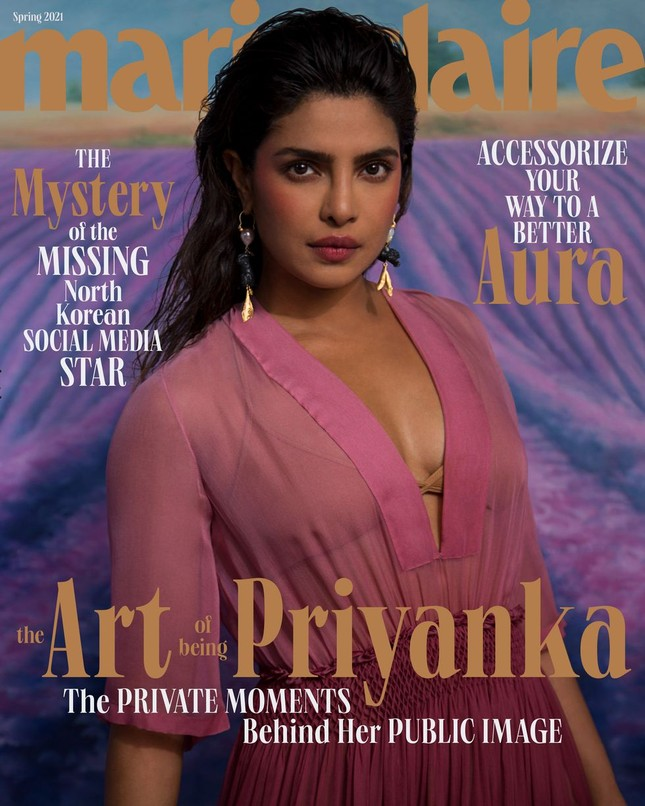 Hoa hậu Priyanka Chopra kể về 6 tháng không rời chồng trẻ do COVID-19 ảnh 1