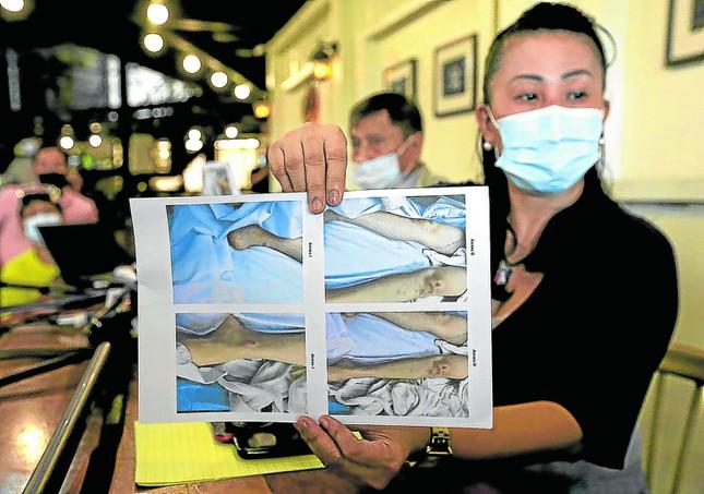 Gia đình á hậu Philippines đề nghị khai quật thi thể, nghi ngờ có sự che đậy ảnh 2