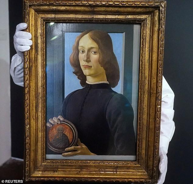 Bức tranh từng bị thanh lý bèo bọt được bán với giá 92 triệu USD ảnh 1
