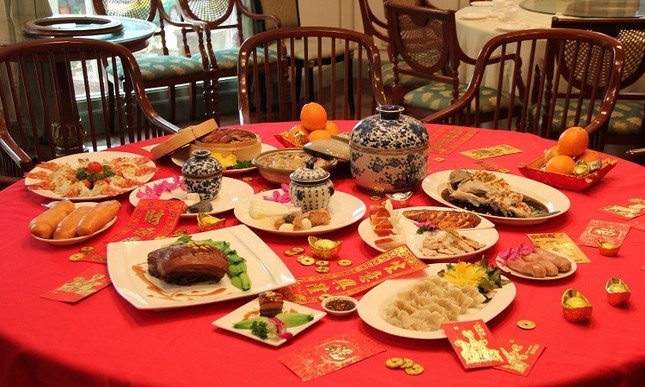 Món ăn nào của người Đài Loan (Trung Quốc) ngày Tết tượng trưng cho sự may mắn?