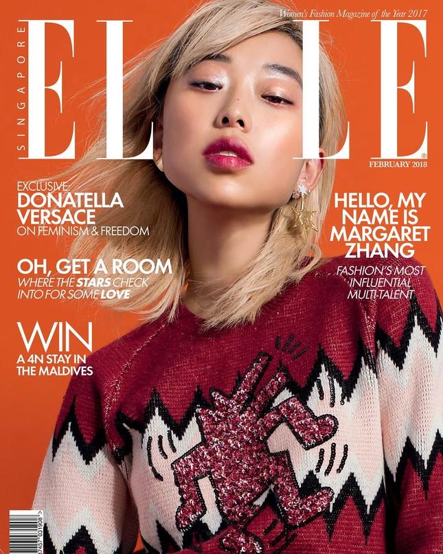 Sắc vóc của người mẫu 27 tuổi vừa trở thành tổng biên tập Vogue trẻ nhất ảnh 6
