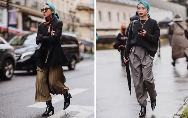 Sắc vóc của người mẫu 27 tuổi vừa trở thành tổng biên tập Vogue trẻ nhất ảnh 5