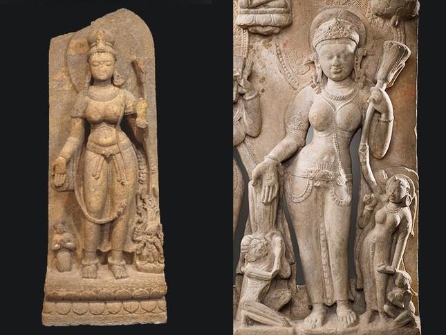 Phát hiện hàng loạt tượng Phật nghìn năm tuổi ảnh 2