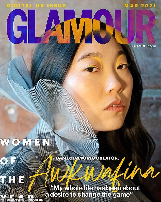 Sao gốc Á làm nên lịch sử tại Quả cầu vàng nhận giải thưởng 'Phụ nữ của năm' ảnh 1