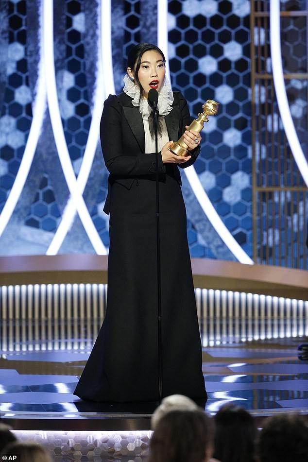Sao gốc Á làm nên lịch sử tại Quả cầu vàng nhận giải thưởng 'Phụ nữ của năm' ảnh 2