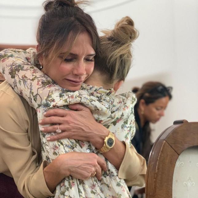 Con gái Beckham chúc mừng ngày phụ nữ, mới 10 tuổi đã phổng phao thấy rõ ảnh 3
