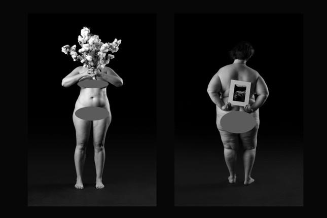 Triển lãm ảnh khỏa thân về hàng trăm phụ nữ trên 50 tuổi ảnh 2