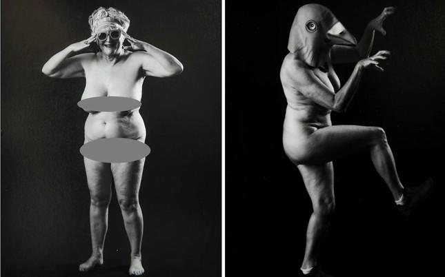 Triển lãm ảnh khỏa thân về hàng trăm phụ nữ trên 50 tuổi ảnh 1