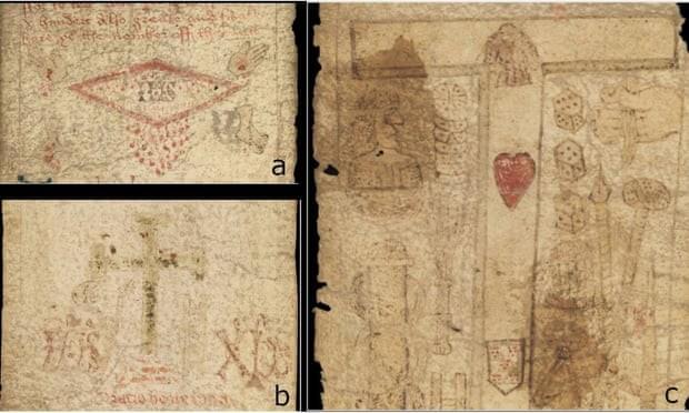 'Bùa hộ mệnh' cho phụ nữ mang thai thời Trung Cổ ảnh 1