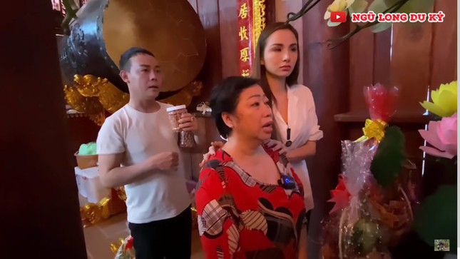 Showbiz 18/3: Sao Việt động viên NSND Minh Hằng vượt qua nỗi đau mất chồng ảnh 5