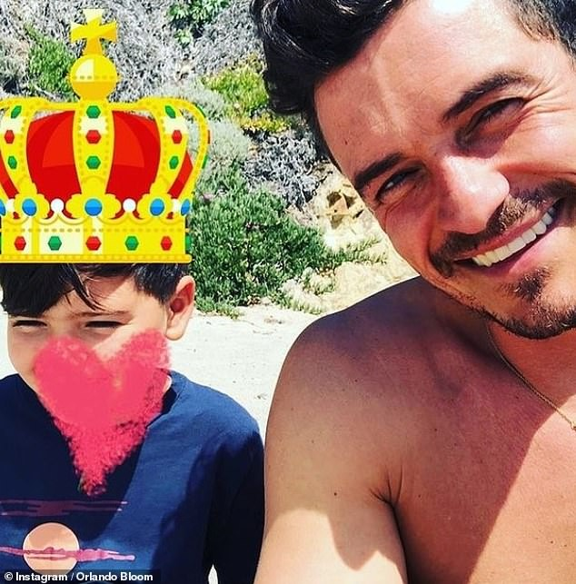 Orlando Bloom tiết lộ 'quan hệ vợ chồng' bị ảnh hưởng sau khi Katy Perry sinh con ảnh 3