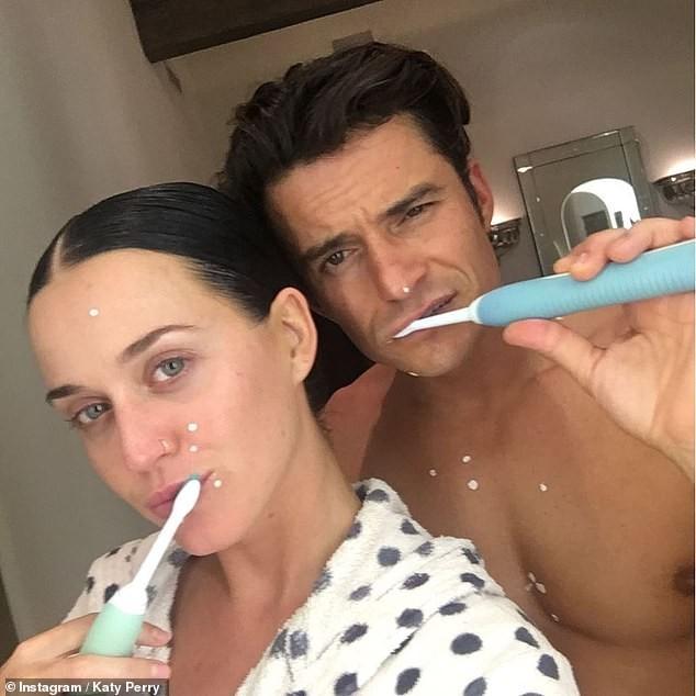 Orlando Bloom tiết lộ 'quan hệ vợ chồng' bị ảnh hưởng sau khi Katy Perry sinh con ảnh 4