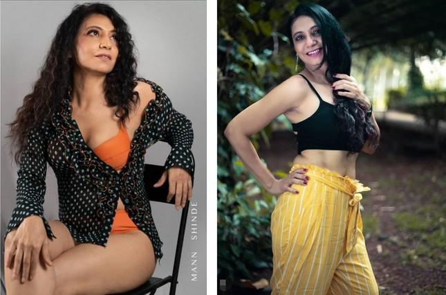 Cựu giáo viên Ấn Độ bắt đầu sự nghiệp người mẫu nội y ở tuổi 50 ảnh 2