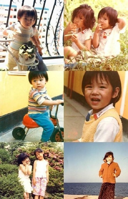 Dân mạng phát sốt với loạt ảnh lúc còn bé của 'chị đẹp' Son Ye Jin ảnh 3