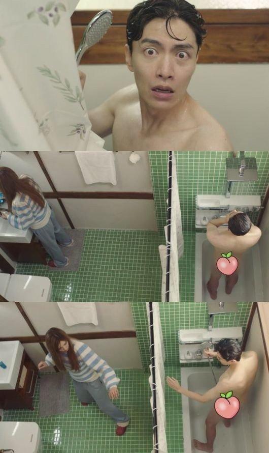 Phim Hàn bị 'ném đá' vì chiếu cảnh tắm khỏa thân của nam chính ảnh 1