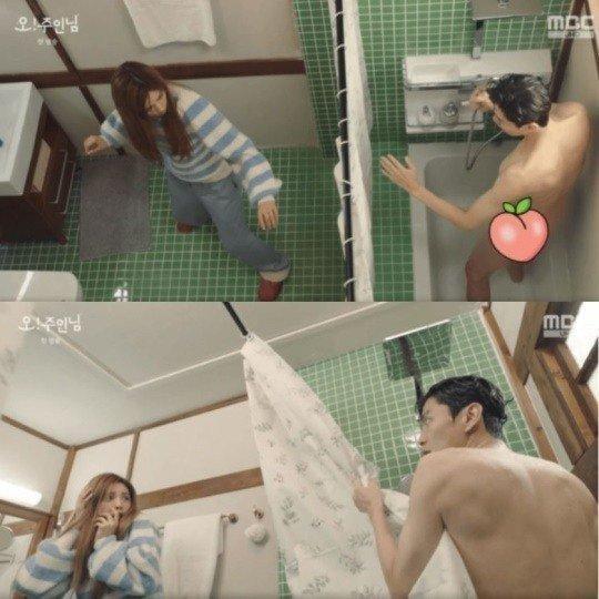 Phim Hàn bị 'ném đá' vì chiếu cảnh tắm khỏa thân của nam chính ảnh 2
