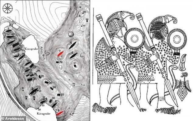Hài cốt hai chiến binh thời đồ sắt và nghi lễ tiễn đưa linh hồn sang 'thế giới bên kia' ảnh 5