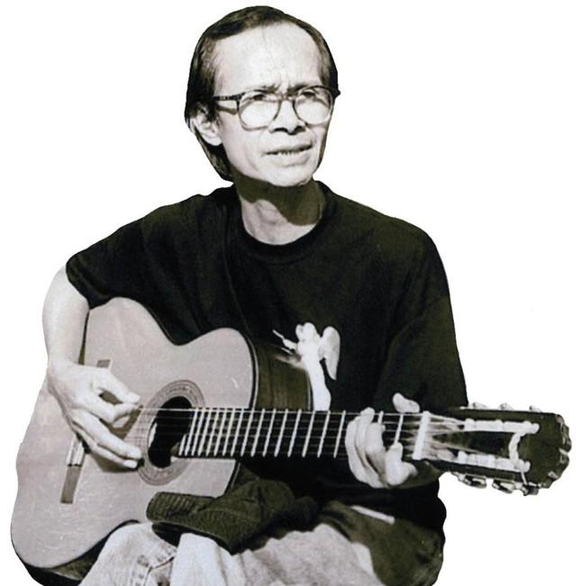 Ca khúc đầu tiên của Trịnh Công Sơn được ông sáng tác năm bao nhiêu tuổi?