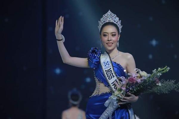 Hoa hậu Thế giới Lào 2021 bị tố khai man tuổi, ban tổ chức lên tiếng ảnh 2