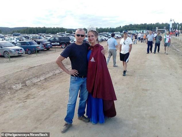 Phát hiện thi thể bị chặt đầu của hoa hậu Nga sau 5 ngày mất tích ảnh 2