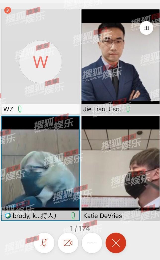 Luật sư tung bằng chứng Trương Hằng dọa giết Trịnh Sảng trong phiên tòa thứ 2 ảnh 1