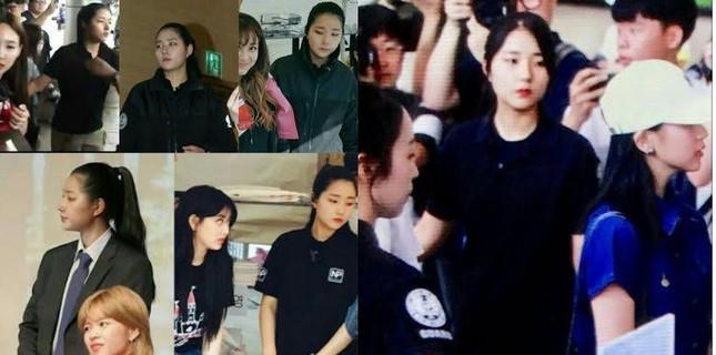 Dàn vệ sĩ của sao K-pop gây 'bão' mạng vì sở hữu ngoại hình xuất sắc ảnh 2
