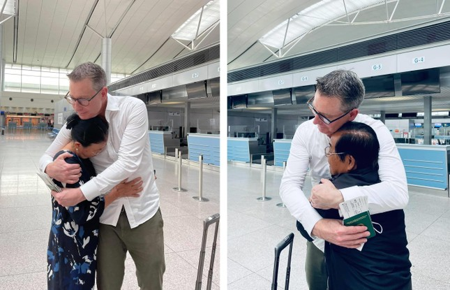 Đoan Trang theo chồng Tây ra nước ngoài sinh sống, mẹ ruột rưng rưng nước mắt ảnh 3